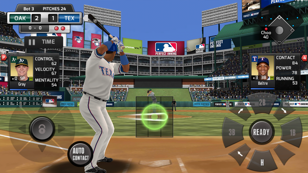 [New Game] Gamevil And The MLB Wonder If You Can Mix A ...