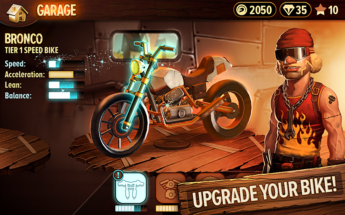New Game Ubisoft S Motocross Physics Title Trials Frontier Comes To