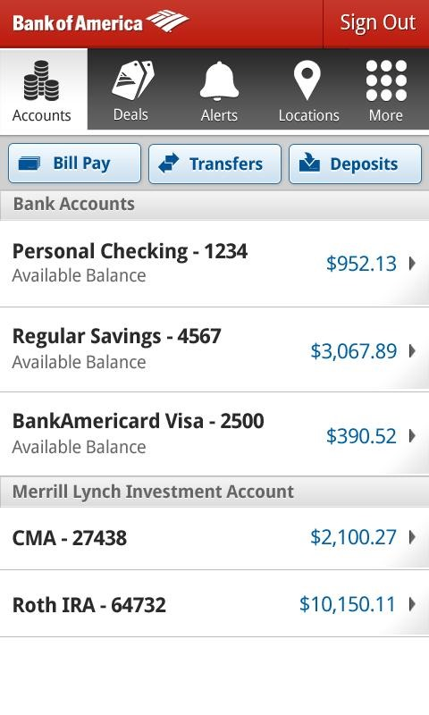 bank of america checking minimum balance fee