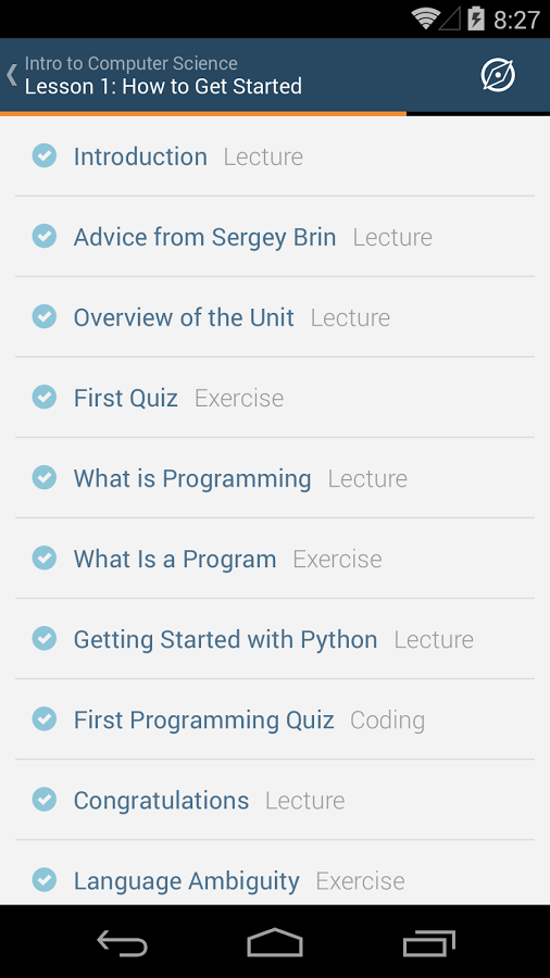 New App] Programming Education App Udacity Hits The Play Store With