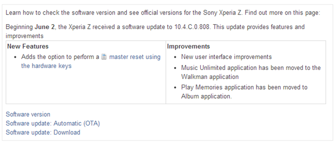2014-06-02 10_26_03-Software update_ Sony Xperia Z _ T-Mobile Support