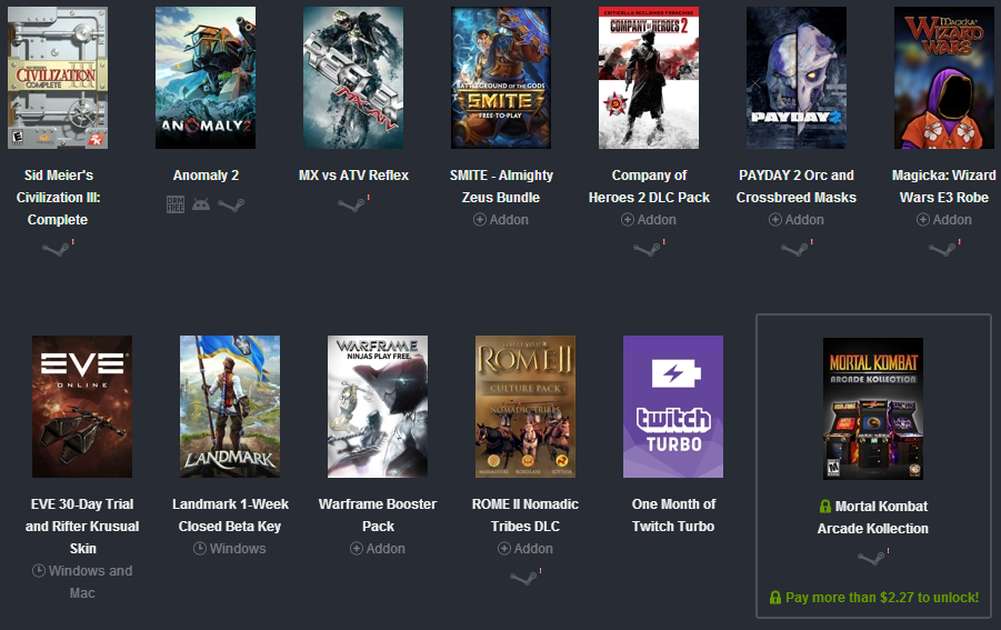 Deal Alert] The Humble E3 Bundle Includes Anomaly 2 For Android ...
