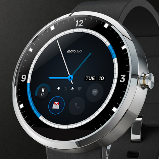 Moto 360 Design Faceoff Winner