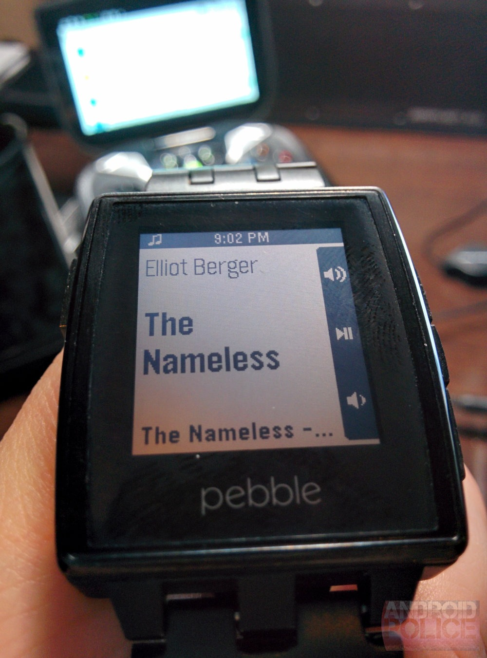 Pebble Smartwatch for iPhone and Android - prowatchstore.com
