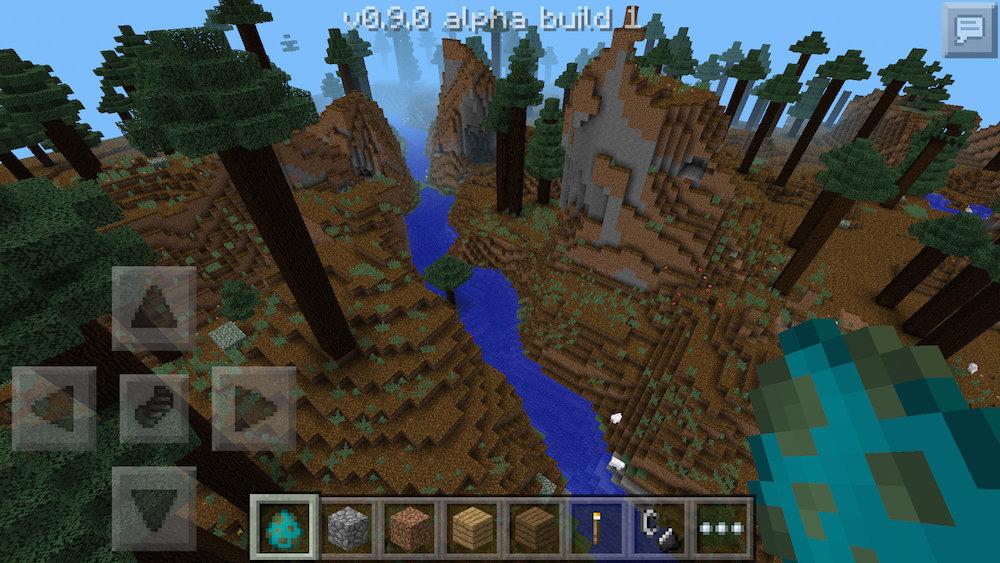 minecraft pocket edition 0.9.0 gratis