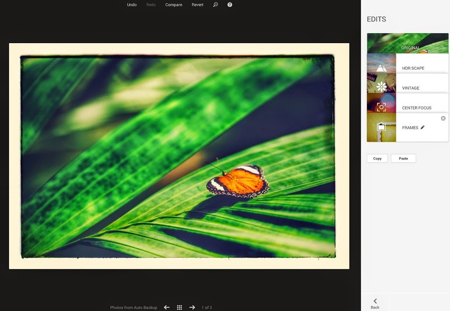 Google+ Photos Adds Auto Awesome Effects And Support For Adjusting Previous Edits
