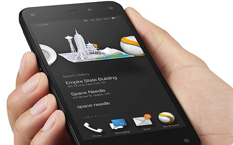 Amazon Releases Fire Phone SDK To Developers, Includes