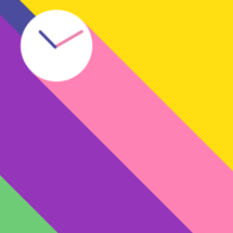 small_pop_yellow_analog_watch_face