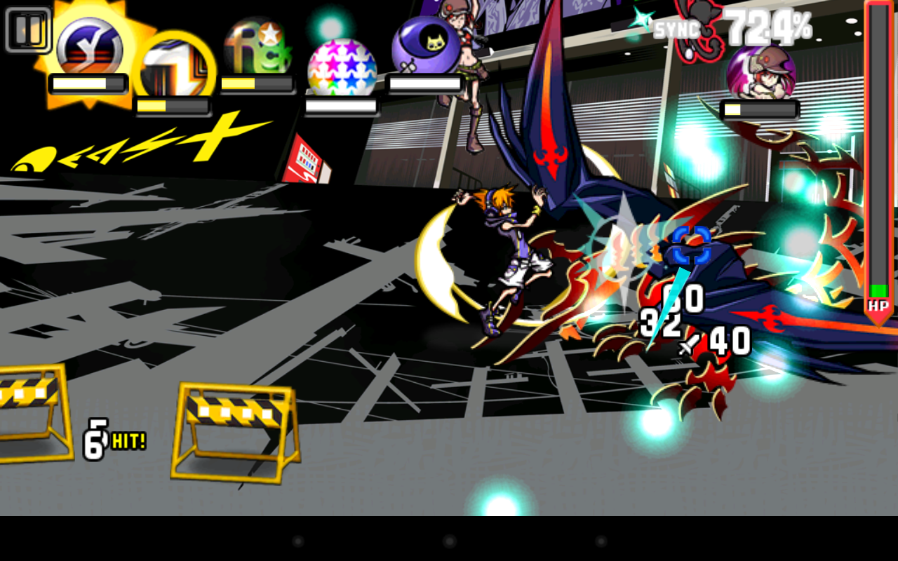 New Game Square Enix S Ds Port The World Ends With You Is An