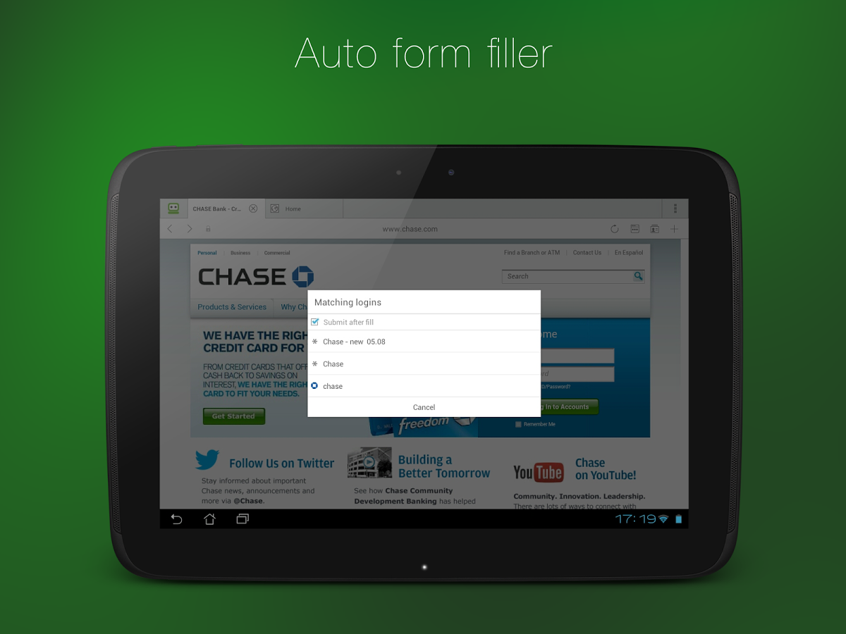RoboForm Password Manager Updated With Device-Wide Form Filling