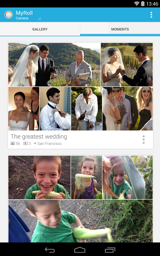 Gallery App Flayvr Rebrands As MyRoll, Refreshes App With ...