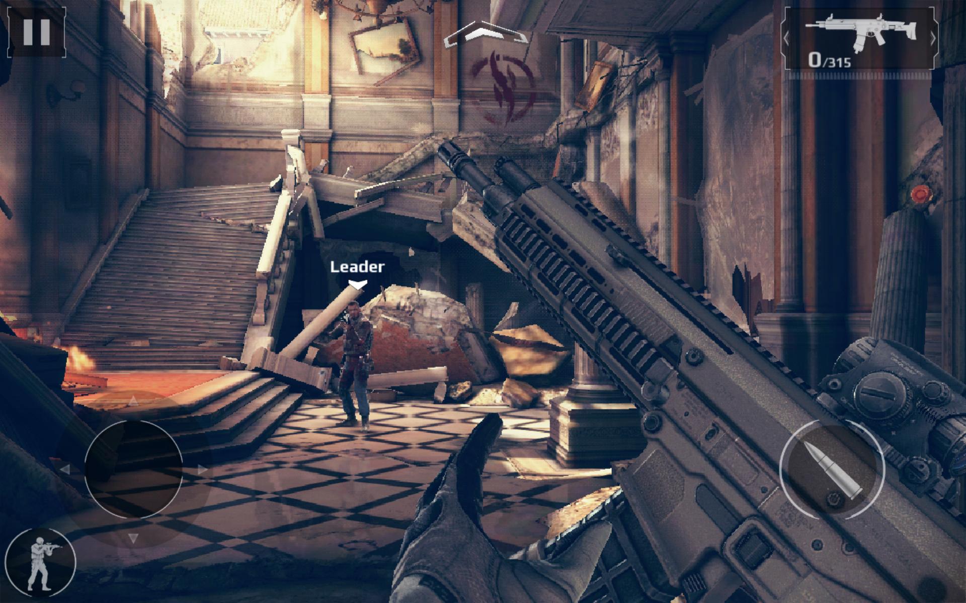 Download Game Modern Combat 4 Apk Free