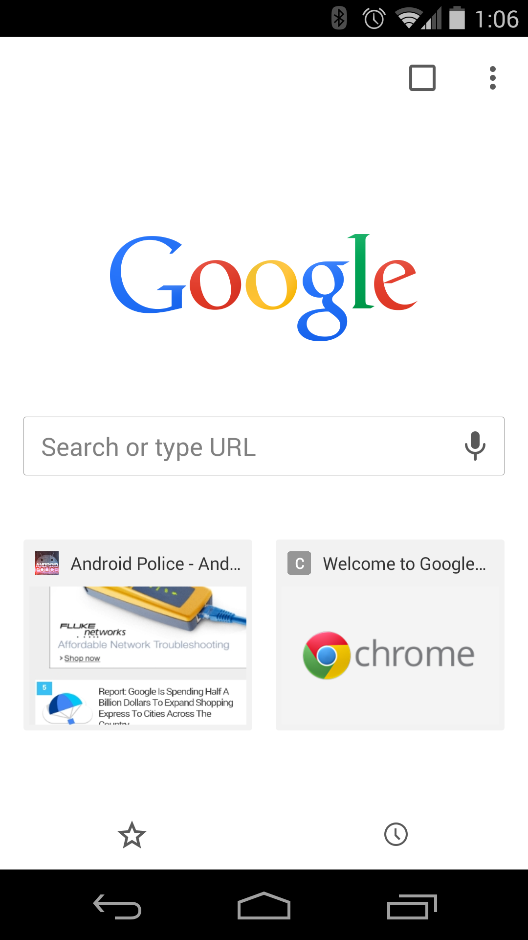 Chrome Beta Updated To v37 With Material Design Makeover, Simplified