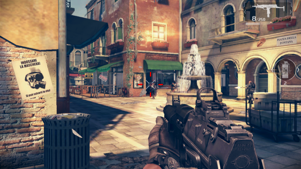Modern Combat 5 Review A Mobile Shooter Loaded With An Extended