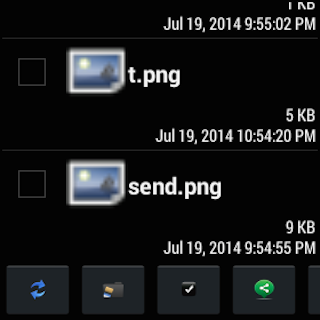 ಠ_ಠ] There Is Now A File Manager For Android Wear – Next Stop