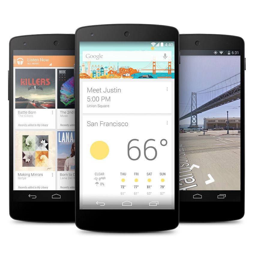 Nexus 5 deals usa