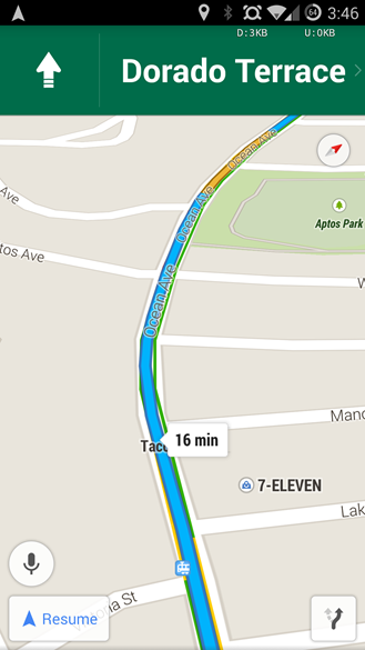 Nové mapy Google 8.2,cykloturistika,hlasové ovládání Nexusae0_6_thumb3