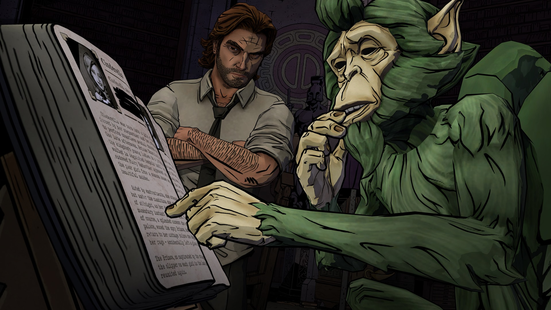 the wolf among us free download all episodes