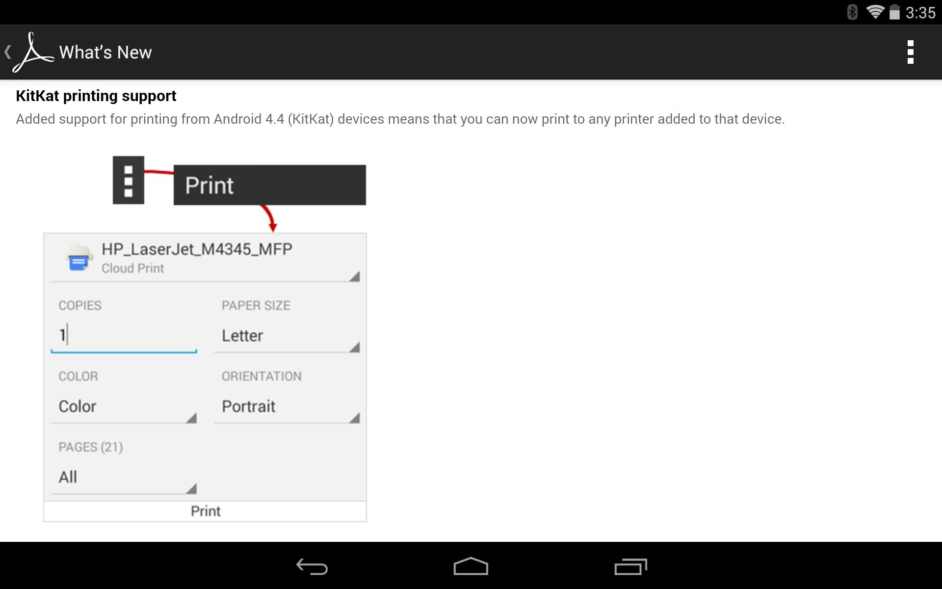 Adobe pdf телефона скачать