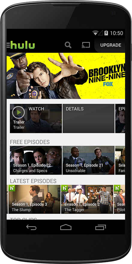 Hulu Plus App Updated To Allow Limited Streaming For Free Users, But