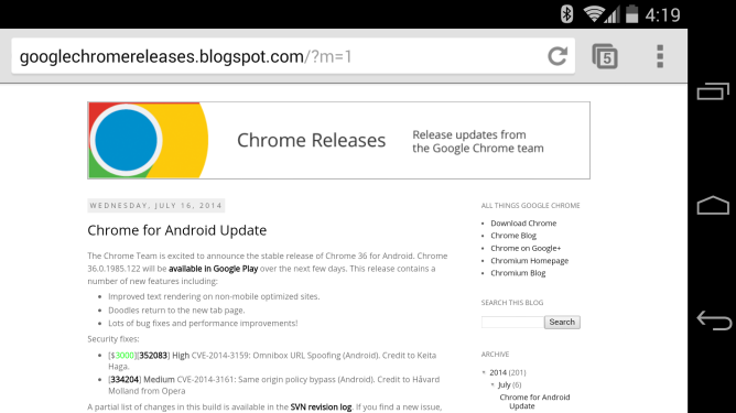 Download Google Chrome for Windows 81 - Softonic
