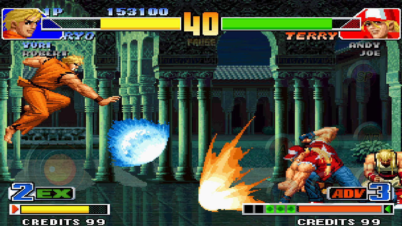 New Game] SNK Playmore Brings The King Of Fighters '98