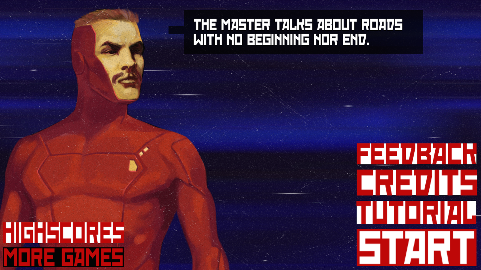 [New Game] Kapsula Is A Futuristic And Colorful Soviet-Inspired Puzzle Game That Looks Like A Racer