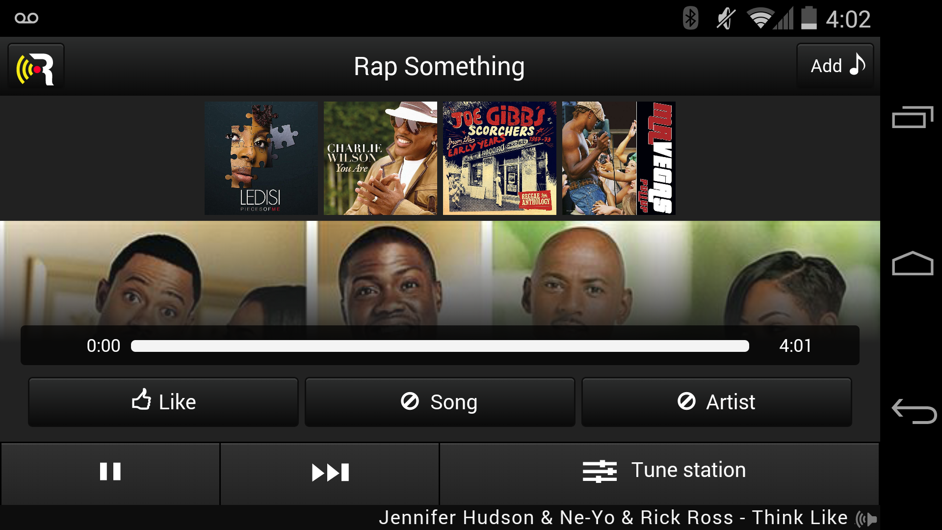 Google Launches Streaming Music Service