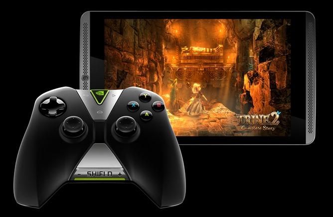 NVIDIA SHIELD Tablet: o poder Tegra K1