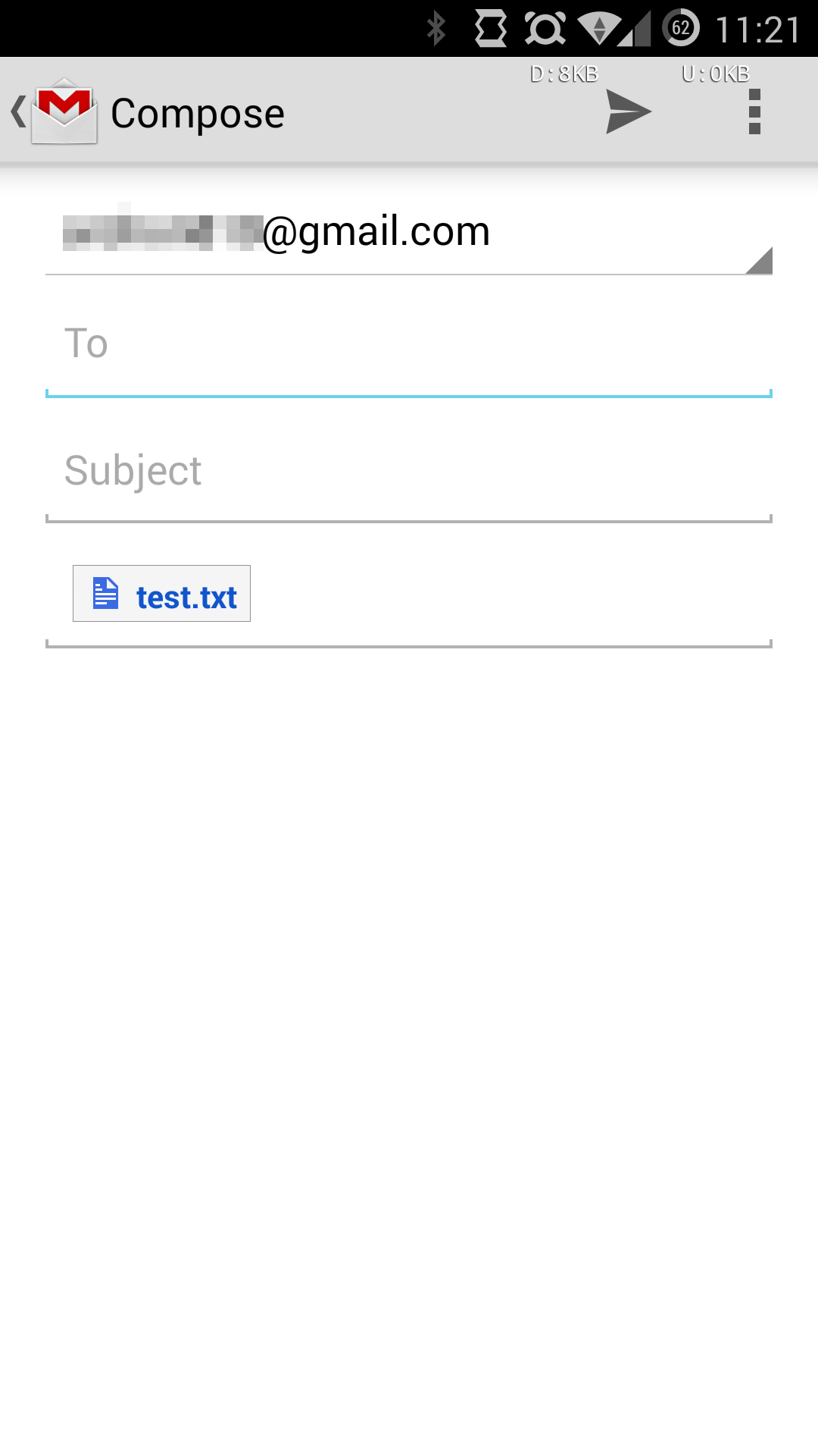 APK Download] Gmail Updated To v4.9 With Google Drive File ...