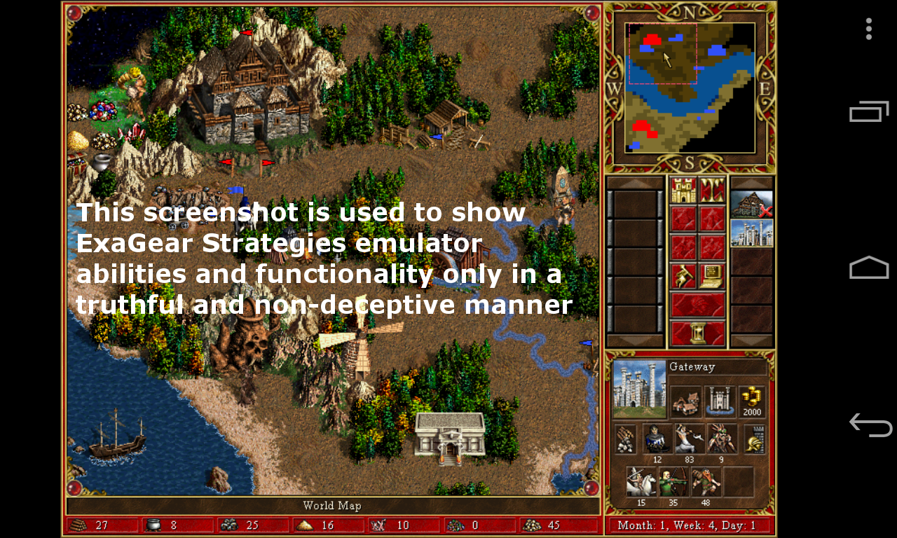 ExaGear Strategies Allows Strategy Fans To Play Some Old