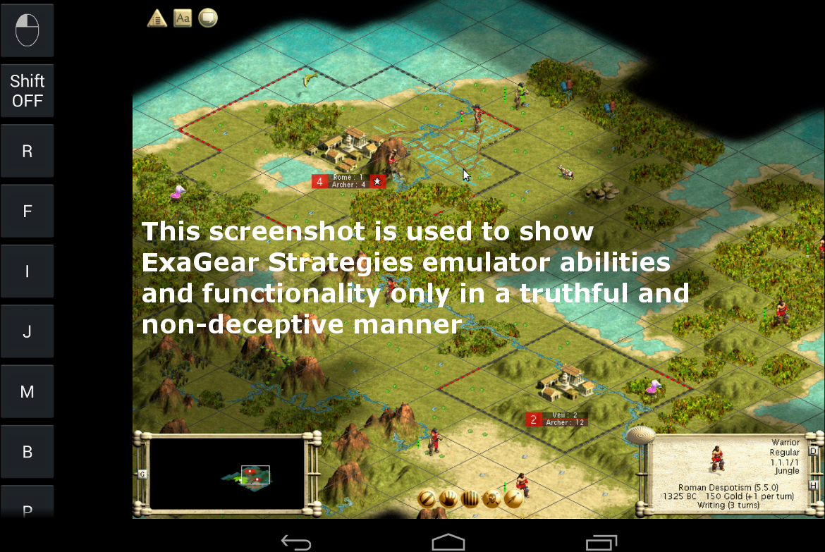 ExaGear Strategies Allows Strategy Fans To Play Some Old-School PC