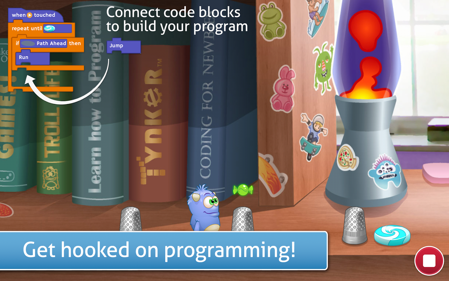 [New App] Kid-Friendly Programming App Tynker Lands On Android Tablets With An Extra Game-Making Mode