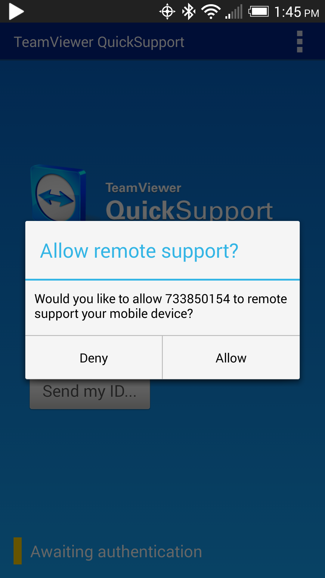 TeamViewer QuickSupport Can Now Remote Access HTC, LG
