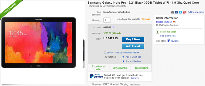 2014-08-13 13_40_31-Samsung Galaxy Note Pro 12 2_ Black 32GB Tablet WiFi 1 9 GHz Quad Core 887276965