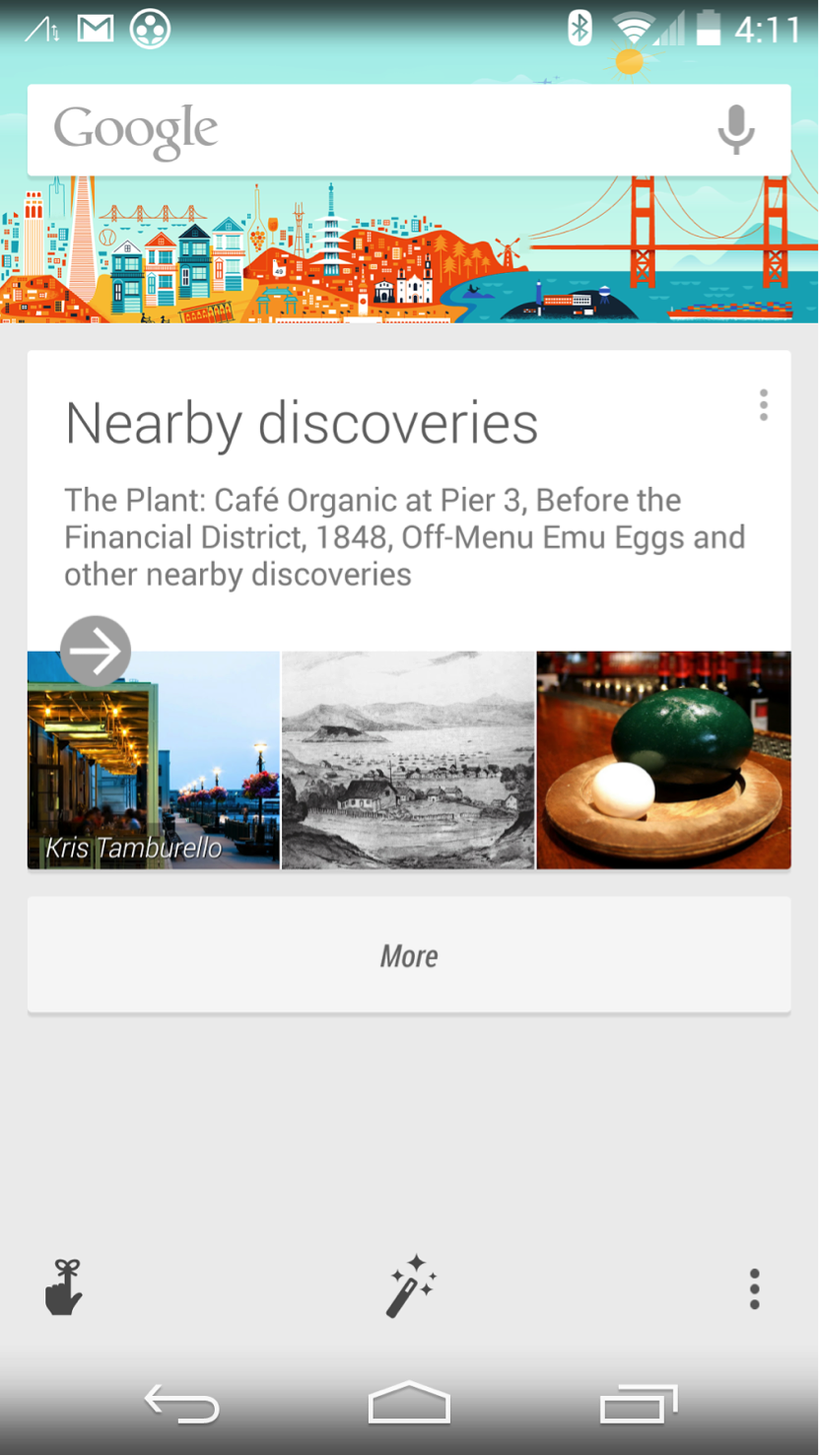 Field Trip From Google's Niantic Labs Will Soon Be Popping Up In Google Now