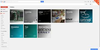 google-stars-desktop-folders