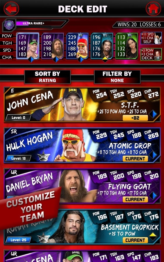 [New Game] WWE SuperCard Lets You Live The Blistering ...