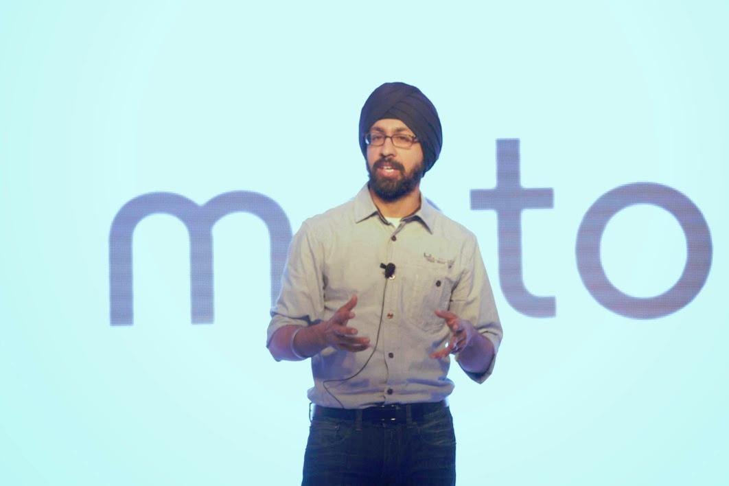 """Gênio por trás da linha """"Moto"""" deixa a Motorola 1"""