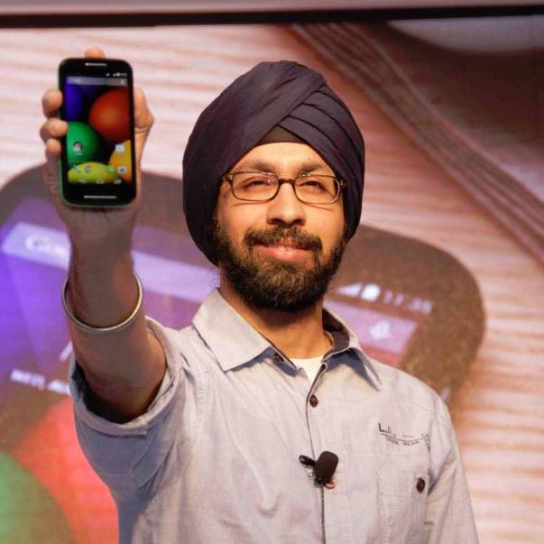 Punit Soni Is Leaving Motorola