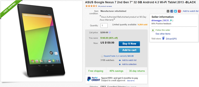 2014-09-12 13_41_04-Asus Google Nexus 7 2nd Gen 7_ 32 GB Android 4 3 Wi Fi Tablet 2013 Black 8862275