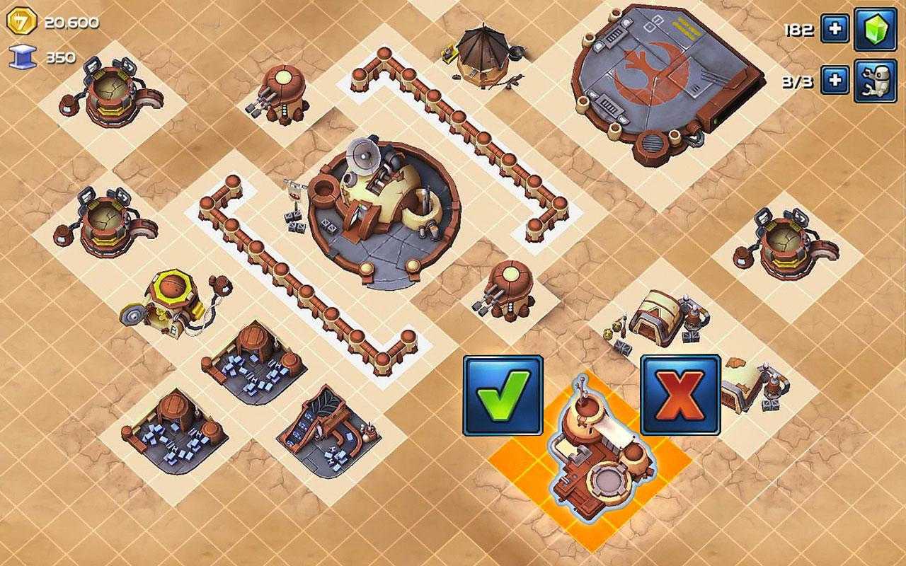 Star Wars: Commander Is Like Clash Of Clans With Wookies And Storm