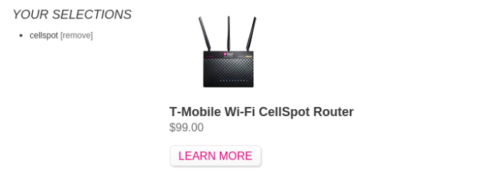As Promised, T-Mobile's Personal CellSpot Routers And Gogo In-Flight