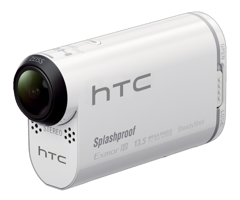 Bloomberg: HTC Is Developing A GoPro-Style Camera To Be Revealed ...