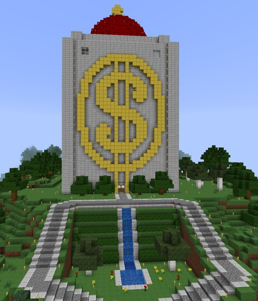 Minecraft Street: Wall Street Journal: Microsoft Is Ready To Buy Minecraft