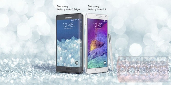 Image Of Samsung Note Edge With Curved Screen And Note 4 Leaked Ahead Of IFA Unveiling