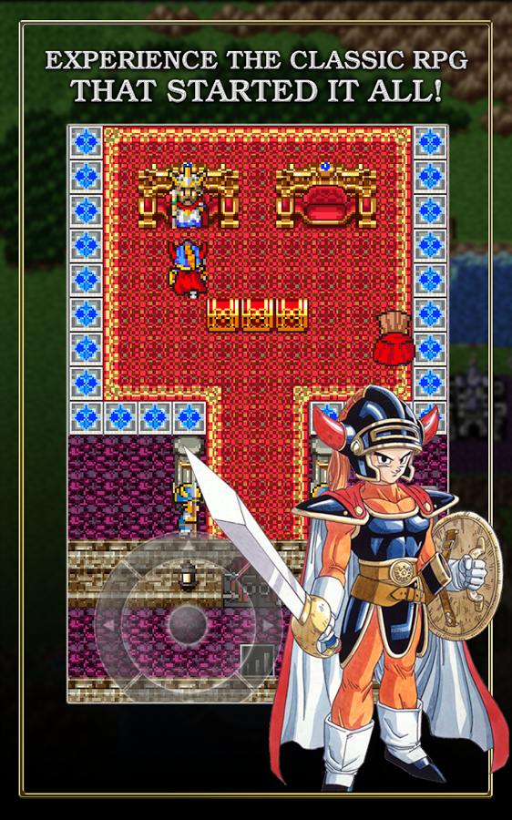 Square Enix Brings The Original Dragon Quest To Android ...