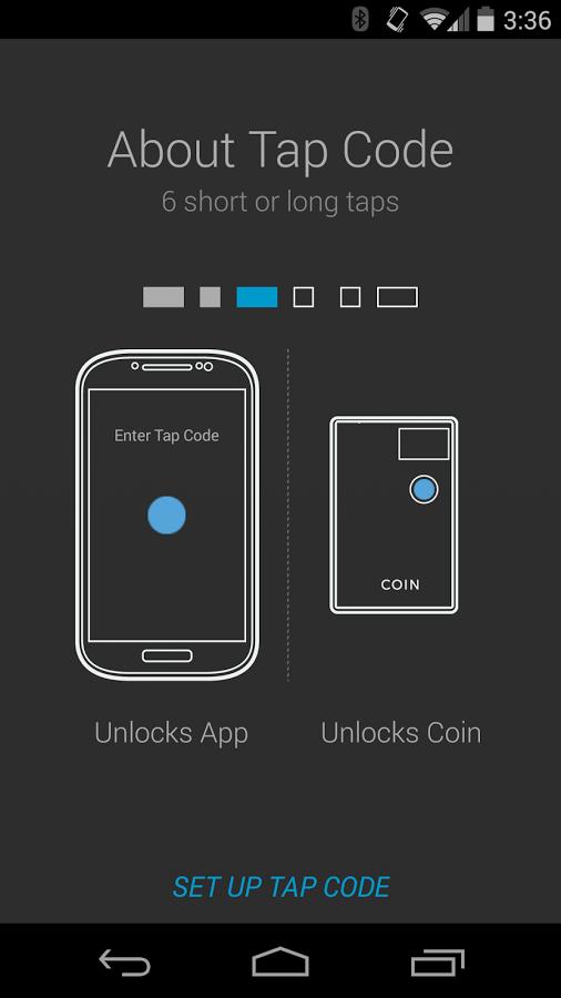 Unlocktap com code