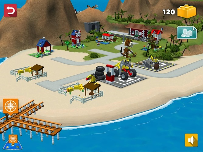 LEGO Creator Island for Android