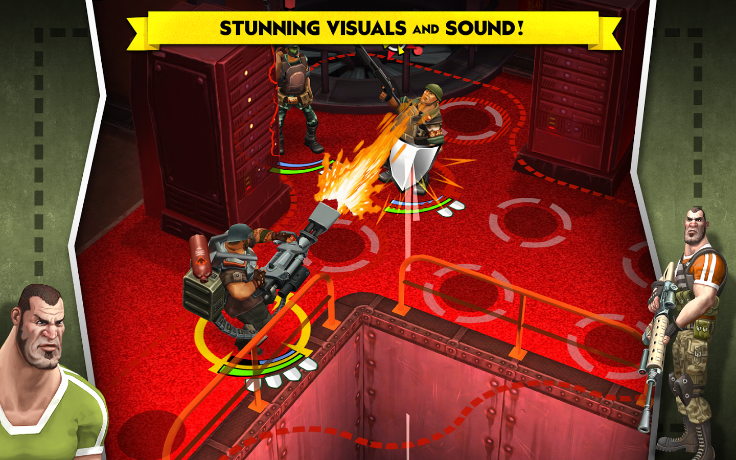 AntiSquad Tactics Offers Colorful Turn-Based Combat In ...